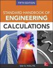 Standard Handbook of Engineering Calculations by Tyler G. Hicks (Hardback, 2014)