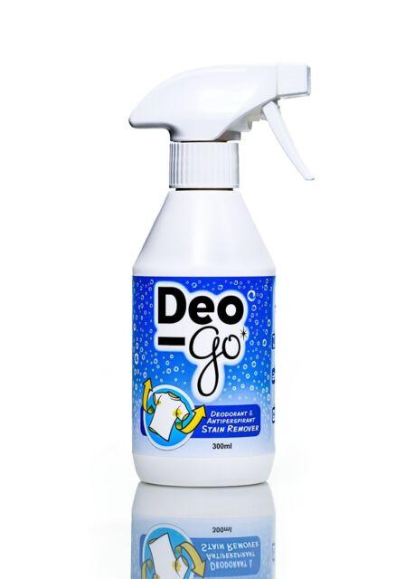 Deo-Go Deodorant & Antiperspirant Stain Remover 300ml