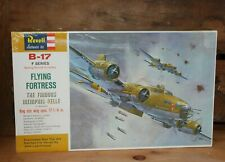 Vintage 1972 Revell 1:72 scale B-17F Flying Fortress THE FAMOUS MEMPHIS BELLE