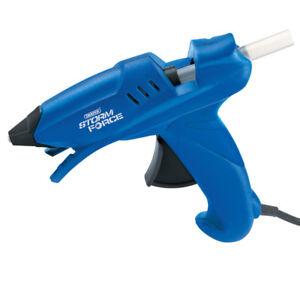 Draper 240 V Stormforce Electric Trigger Pistolet à colle, 6 chaude adhésif thermofusible Bâtons  </span>
