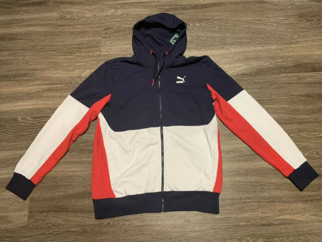 Momentum Archive CB Hoodie Red