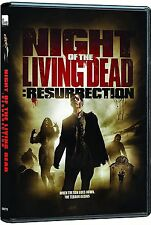 NEW HORROR DVD // NIGHT OF THE LIVING DEAD - RESURRECTION -  Sarah Louise Madiso