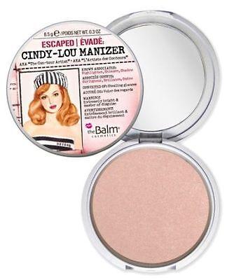 The Balm Mary Betty Cindy Lou Manizer Face & Eyes Powder Shimmer & Shadow