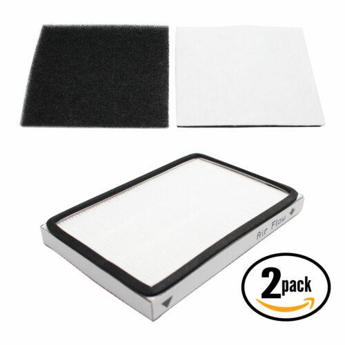 2X Vacuum HEPA /& Foam Filter for Kenmore 11621514010