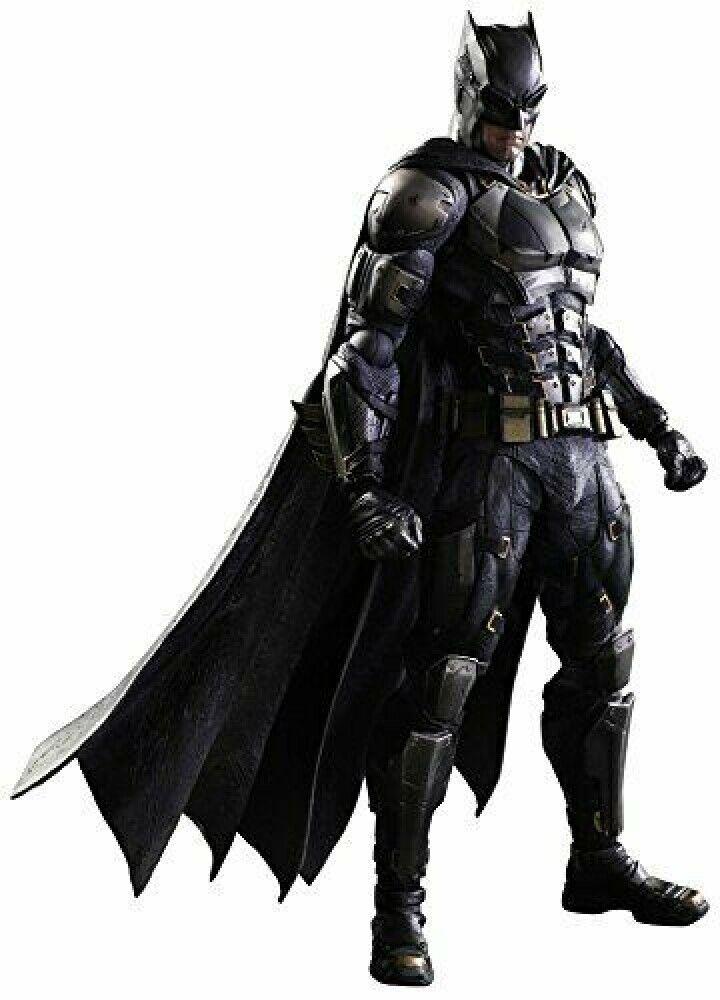 Play Arts Kai Justice League Batman Tactical Suit Ver. DC Square Enix