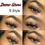 3D-Mink-Eyelashes-5-Pairs-Natural-False-Fake-Long-Thick-Handmade-Lashes-Makeup thumbnail 2