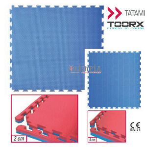 TOORX-Professional-TATAMI-AD-INCASTRO-Set-da-1-PANNELLO-100x100cm-3-BORDI