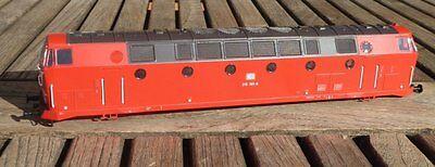 Fiducioso Gützold 34050 Lokgehäuse Diesel Br 219 185-6 Db Ag Ep.5/6 Lok Del Bw Stendal-mostra Il Titolo Originale