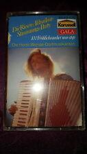 Musikkassette Die Horst Wende Dorfmusikanten / Die Riesen Akkordeon - 1984