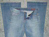 "Woman's Citizens of Humanity ""Faye #003"" Low waist, Full leg Jeans sz 26"