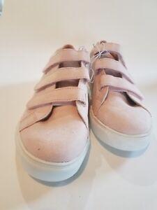 56ef9310eea78 Women's Whitney Triple Strap Sneakers - A New Day - Pink Blush ...