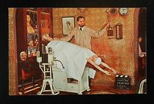 1962 Vincent Price in House of Wax Movieland Wax Museum Horror Buena Park CA PC