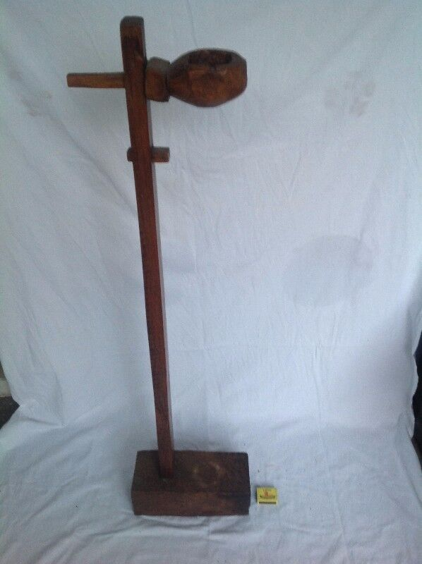Indonesian Red Teak Stand