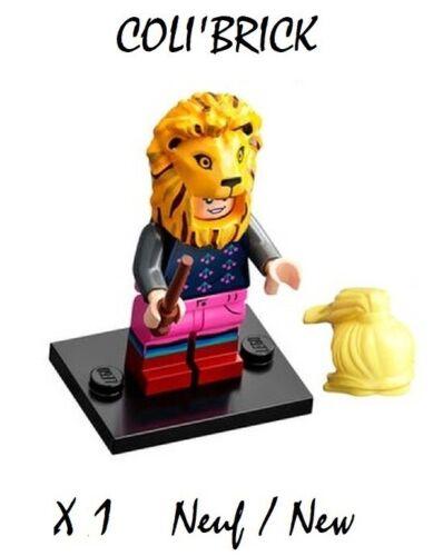 Lego 71028 Minifig Harry Potter Série 2-05 Luna Lovegood New Neuf