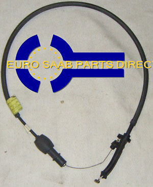 Genuine SAAB 9-5 2002-2003 V6 3 L throttle cable 5950159 Essence RHD