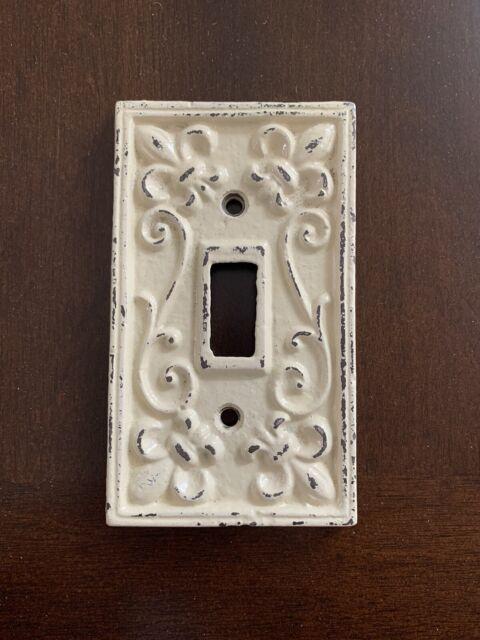 Light Switch Plate Cast Iron