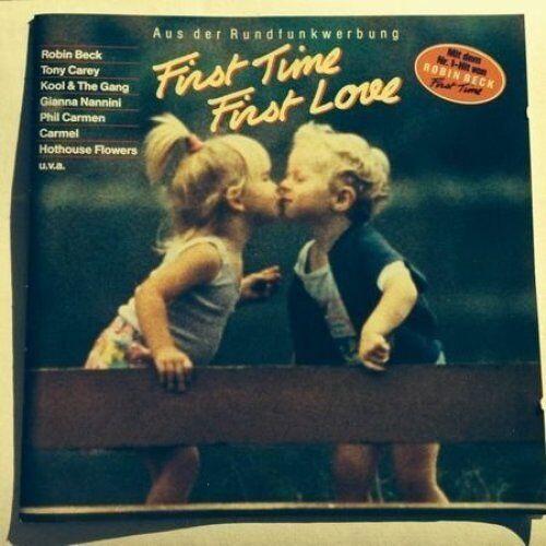First Time, first Love (1988) Robin Beck, Tony Carey, Kool & the Gang, Ph.. [CD]