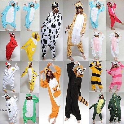 Old style cheap deal Unisex Animal Costume Pyjamas Dress Kigurumi Pajamas