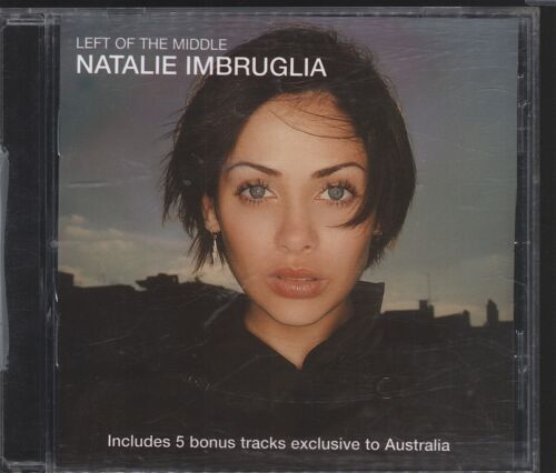 1 of 1 - Natalie Imbruglia - Left Of The Middle + Bonus Tracks CD ( VGC)
