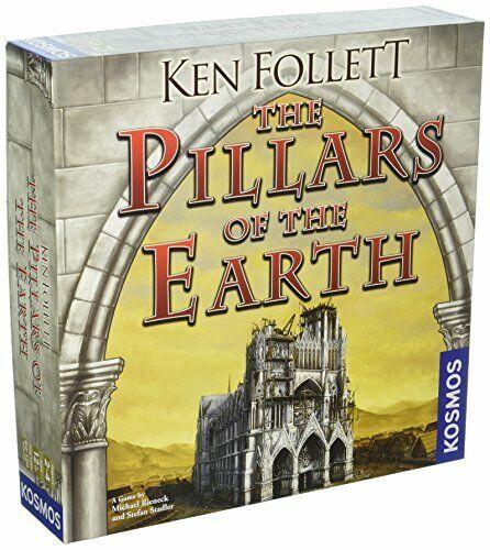 Thames e Kosmos 691530 Pillars of the Earth gioco