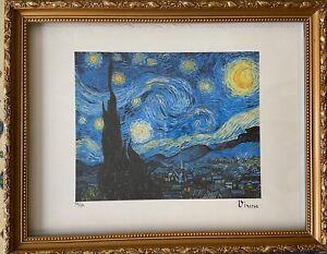 Van-Gogh-Lithographie-signee-et-numerotee