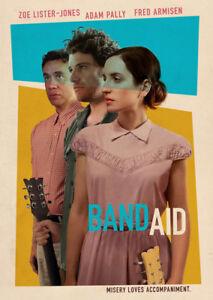 Band-Aid-REGION-1-DVD-New