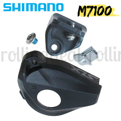 Y0GT98050 Shimano SL-M8100-I Right Black Cover Unit NIB