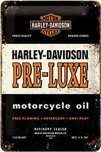 Harley-Davidson-Luxe-Relieve-Acero-Signo-Na-3020-Rapido-Enviar-desde-Reino