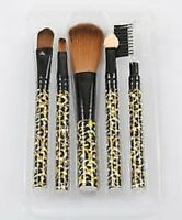 Cosmetic Brush Profusion Makeup - Essential For Perfection - 5 Pieces