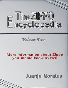 The Zippo Encyclopedia Volume 2 ENGLISH. Enzippopedia