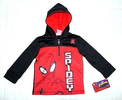 Marvel Comics Hero/'s 2 Piece Zip Up Hoodie Set 2T,3T,or 4T NWT