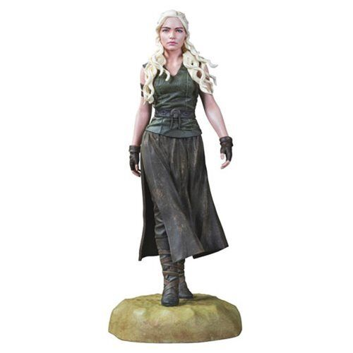 Game of Thrones NIB  Daenerys Mother of of of Dragons  Dark Horse GOT Figure Statue 0dc999