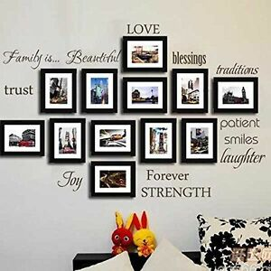 Image Is Loading Removable Wall Decal Art Sticker Mural Home Living