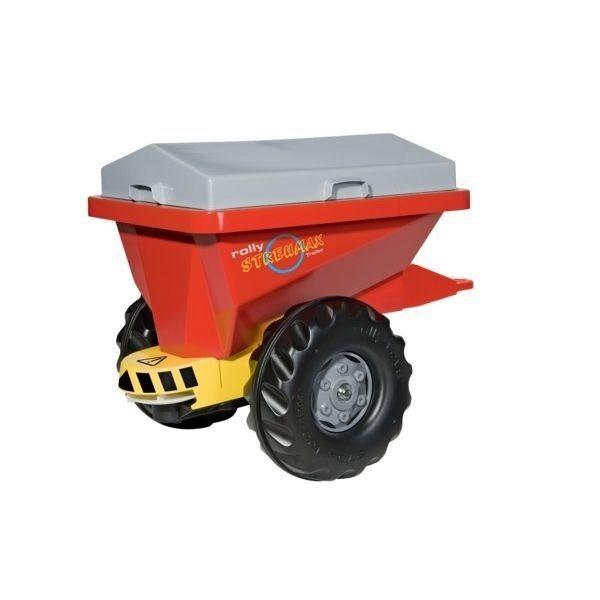 Rolly Toys RollyTrailer Anhänger Streumax Streuwagen für Kindertraktor Traktor