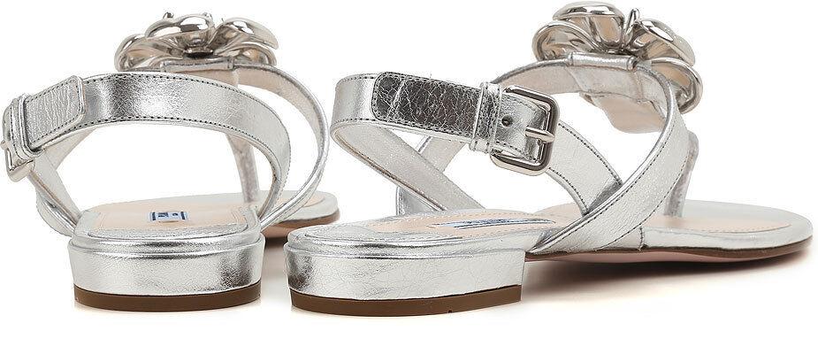 PRADA  chaussures  650  femmes femmes femmes SANDALS  凉鞋女鞋 100% AUTHENTIC 8cs f02596
