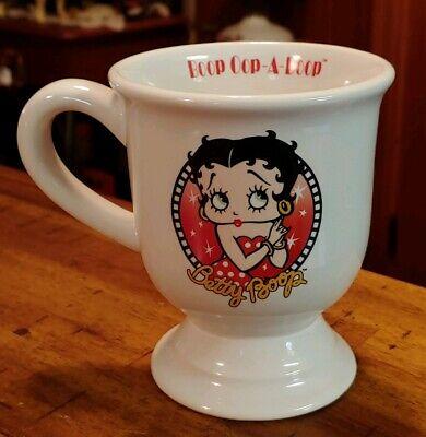 FS 16 Ounce Betty Boop Mug Rare Betty Boop  Coffee Cup KFS//FS TM Hearst