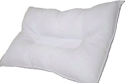 2 X Controllo Snooze Anti Russare Cuscino Ortopedico Smettere Di Russare Fibra Riempimento- Le Merci Di Ogni Descrizione Sono Disponibili