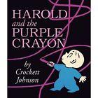 Harold and the Purple Crayon by Crockett Johnson (Board book, 2012)