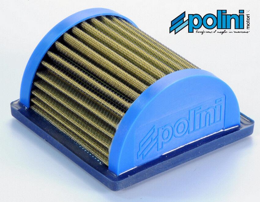 luftfilter POLINI T-Max 500 Tmax från 2001 till 2007 motorfiltreringspartiklar