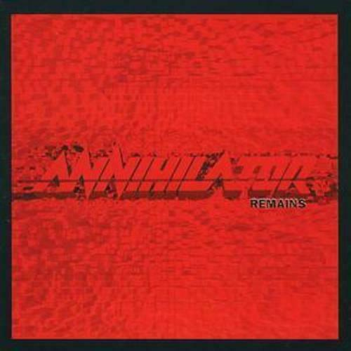 Annihilator : Remains CD (2002) Value Guaranteed from eBay's biggest seller!
