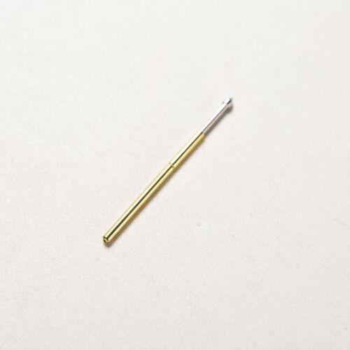 100X P100-E2 Durchmesser 1.36mm 180g Frühling Test Sonde Pogo Pin Gut