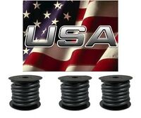 Fuel Hose 3 Roll Assortment 1/4, 5/16, 3/8 Made In Usa Free Priority Shipping