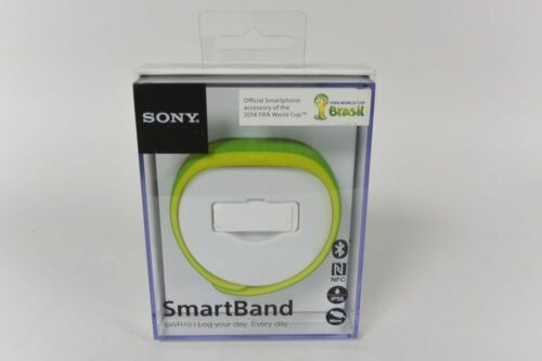 Genuine Sony SWR10 SmartBand Lime Green Limited Edition Special Offer