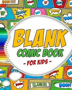 Blank-Comic-Book-Variety-of-Templates-More-than-100-Blank-Pages-For