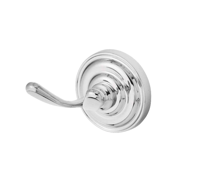 Refresh Single Robe Hook in Polished Chrome by Speakman