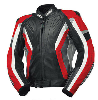 1a Nappa Leather Excellent Ixs Leather Jacket Coronado Men's Size 106 Waterproof In Quality