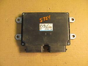 08-09-10 MAZDA 5 AT ECU ECM COMPUTER NUMBER L39E 18 881 H