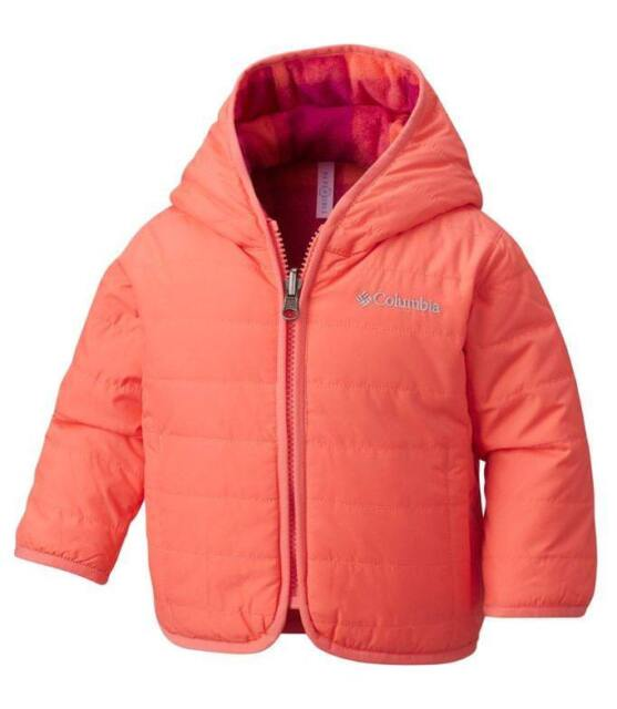 08e984964 COLUMBIA Toddler Girls' 2T Double Trouble™ Reversible Jacket NWT $75