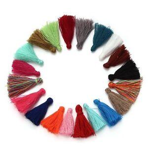 10 MINI POMPONS artisanat coudre & fabrication de bijoux -46 couleurs - 30 mm-lady-muck 1-afficher le titre d`origine 7bTRJUdh-07202909-643004009