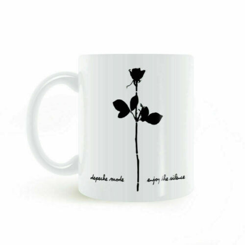 Becher Depeche Mode Enjoy The Silence Mug White Coffee Milk Coffe Custom Mug